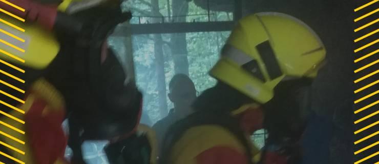 Brand im Kinderhaus