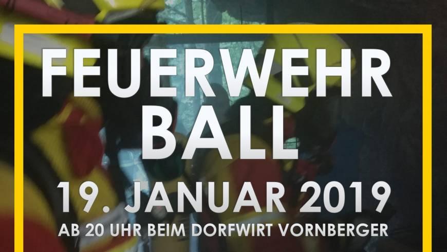 Feuerwehrball 2019