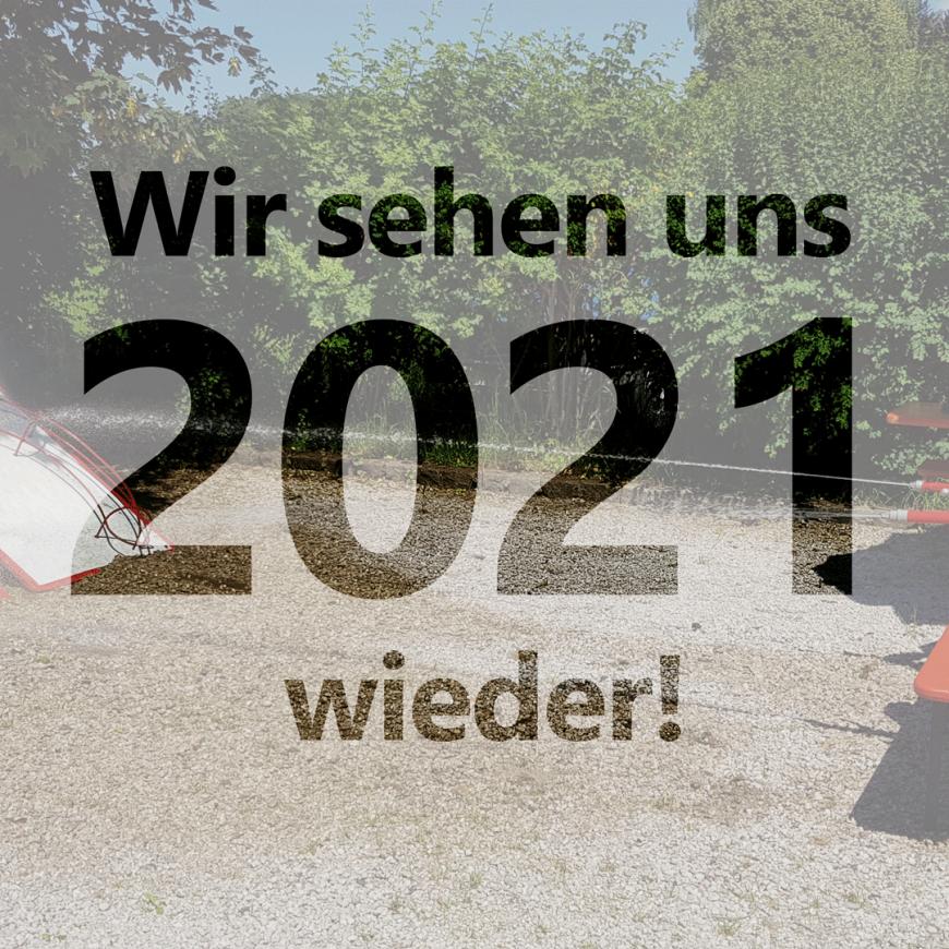 Feuerwehrfest fällt 2020 aus!