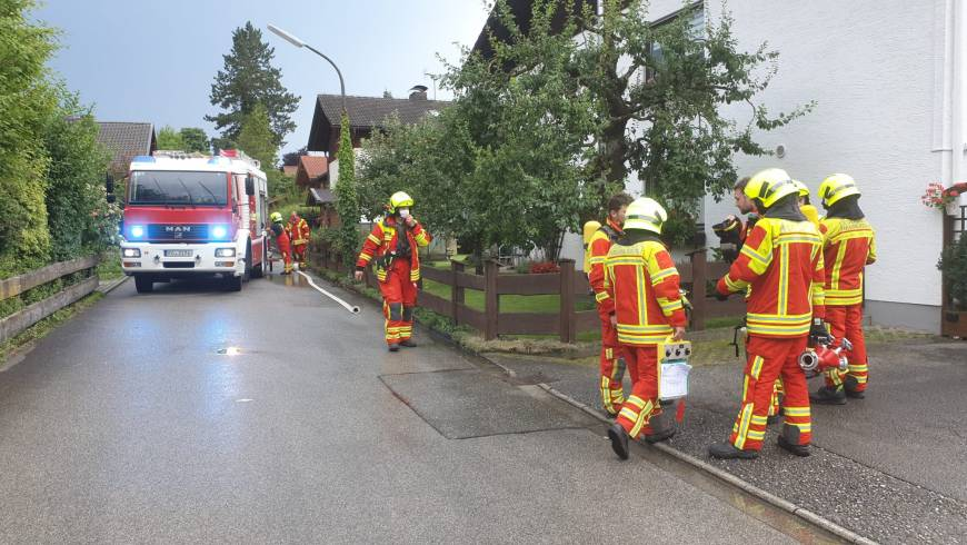 Kellerbrand in Altenbeuern